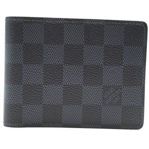 Louis Vuitton Damier Graphite Bifold Wallet